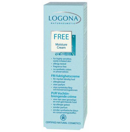 Fuktighetscreme Free 50 ml