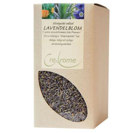 Lavendelblommor ekologiska