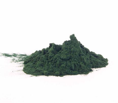 Chlorellapulver ekologiskt
