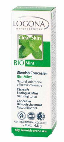 Täckstift clear skin eko mint