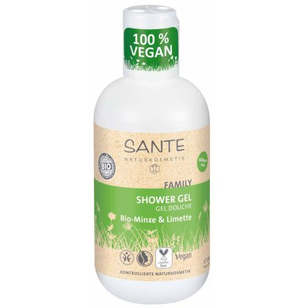 Shower Gel Bio Mint 200 ml