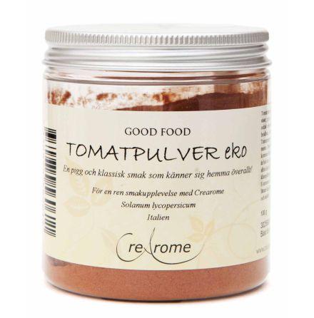 Tomatpulver eko