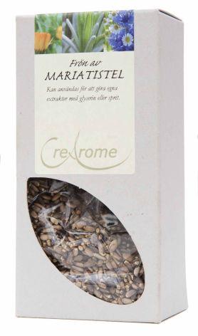 Mariatistel frön