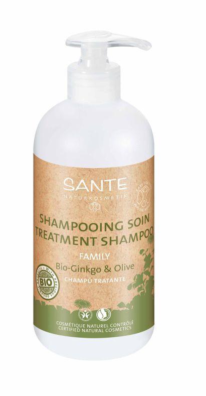 oliv naturell schampo