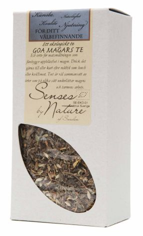 Goa magars te Senses by nature