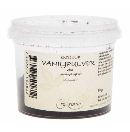 Vaniljpulver Eko