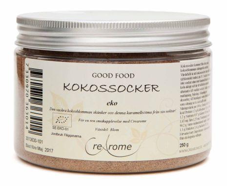 Kokossocker eko