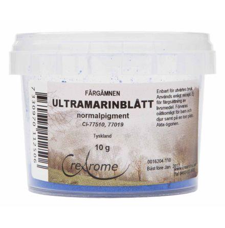 Ultramarinblått normalpigment