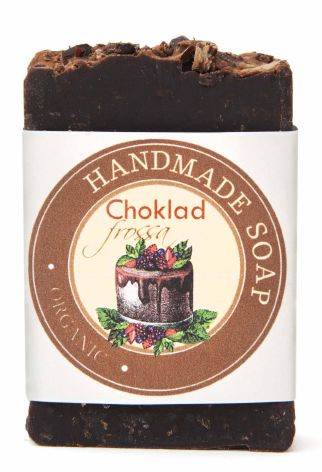Tvål Chokladfrossa