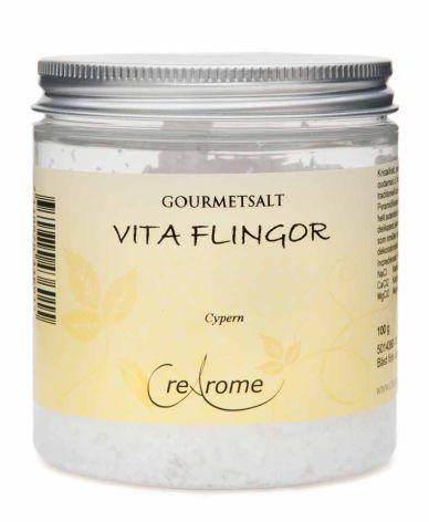 Vita flingor - Gourmetsalt