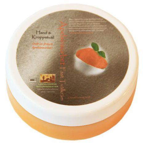 Tvålkräm apelsinsorbet