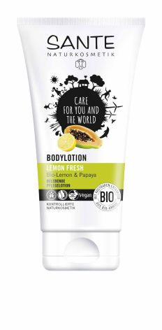 Bodylotion Lemon Fresh