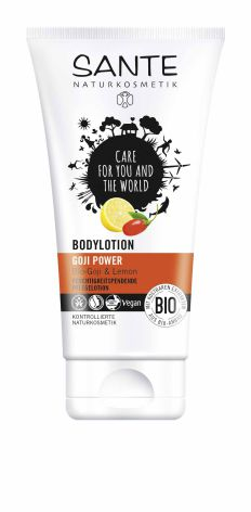 Bodylotion Goji Power