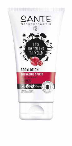 Bodylotion Grenadine Spirit