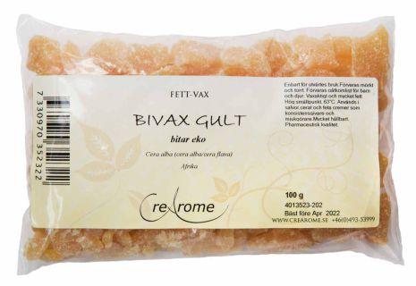 Bivax gult Bitar ekologiskt