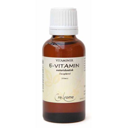 E-vitamin naturidentisk