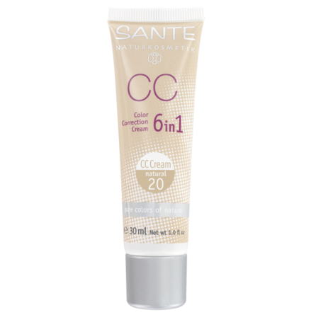 CC Cream 20 Natural 30 ml