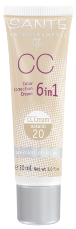 CC Cream 20 Natural