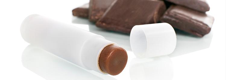CHOKLADCERAT och cerat med kakaosmör