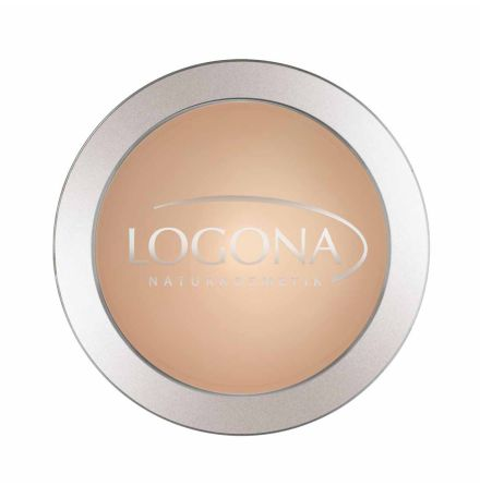 Puder kompakt 02 medium beige