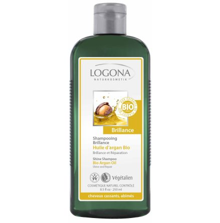 Argan Oil Shine Shampoo