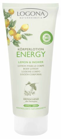 Bodylotion Energy 200 ml