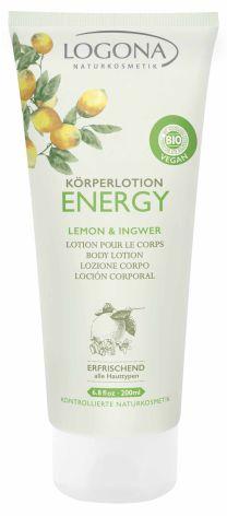 Bodylotion Energy 200 ml