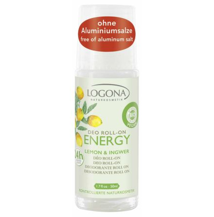 Deodorant roll-on Energy 50 ml