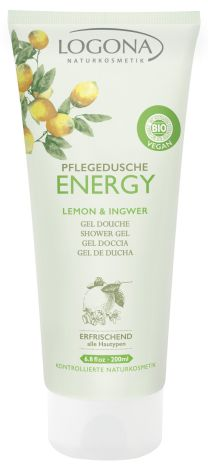 Shower gel Energy 200 ml