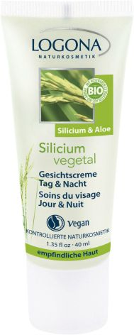 Silicium face cream 40 ml