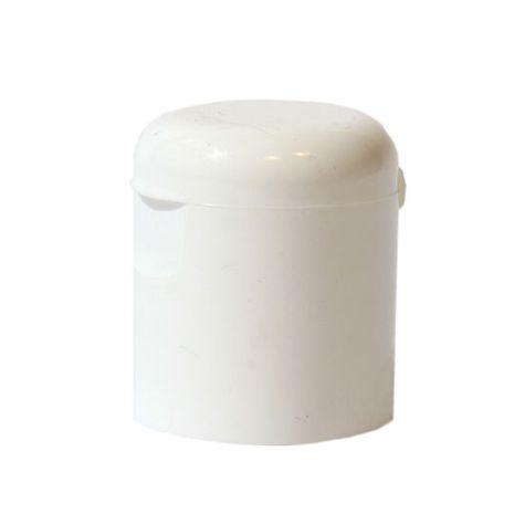 Kapsyl 250/500 ml snäpp vit