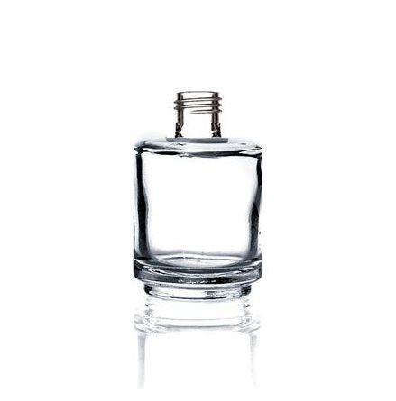 Glasflaska klar 18 ml exkl kapsyl