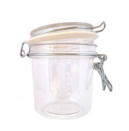 PET-burk med sylt lock - 350 ml