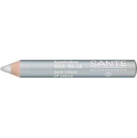Ögonskugga penna 02 silver