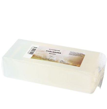 Tvålmassa glycerin transparent SLE/SLES fri