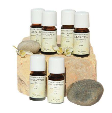 Aromaterapi eteriska oljor