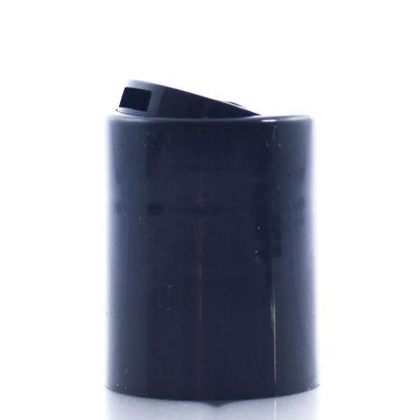 Kapsyl PET svart disktopp 100ml