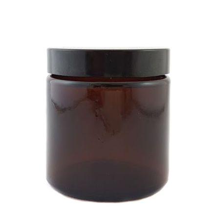 Glasburk brun - 100 ml