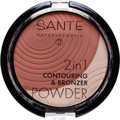 Conturing & Bronzing puder 2in1 - 01 light-medium