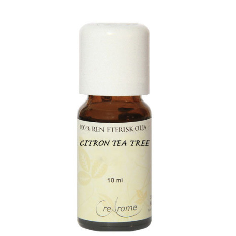 Citron tea tree ekologisk eterisk olja