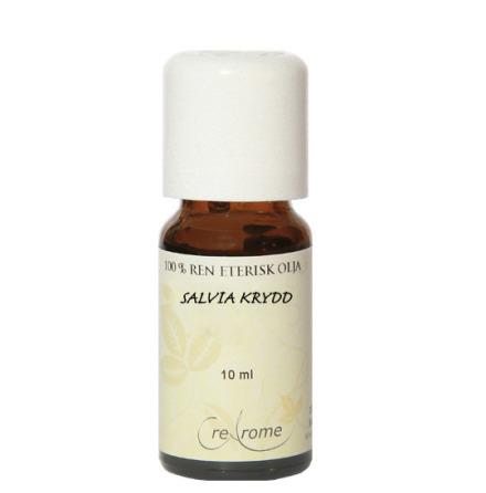 Salvia krydd eterisk olja