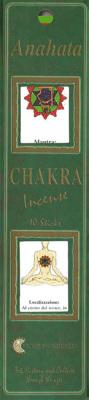 Rökelse Chakra - Anahata