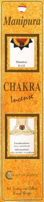 Rökelse Chakra - Manipura