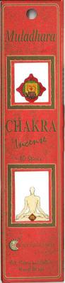 Rökelse Chakra - Muladhara
