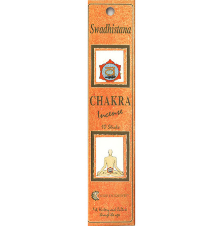 Rökelse Chakra - Swadhistana
