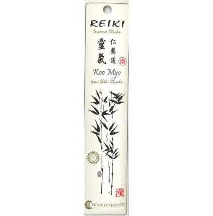 Rökelse Reiki - Koo myo