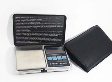 Våg 0,1-300 g silver/grå