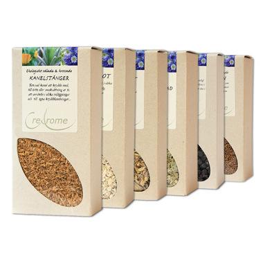 Steviablads pulver ekologiskt