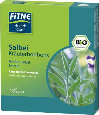 Örtkarameller Salvia eko