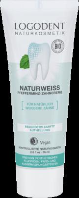Tandkräm Natural whitening